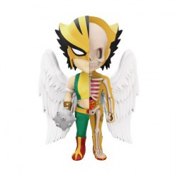 Figurine DC Comics Hawkgirl X-Ray par Jason Freeny Mighty Jaxx Boutique Geneve Suisse