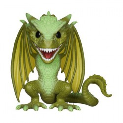 Figurine Pop 15 cm Game Of Thrones Rhaegal Funko Boutique Geneve Suisse