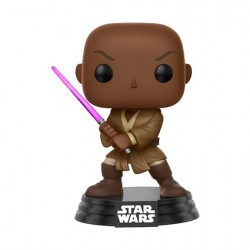Figurine Pop Star Wars Mace Windu Édition Limitée Funko Boutique Geneve Suisse