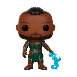 Figur Pop Games The Elder Scrolls Morrowind Warden Funko Geneva Store Switzerland