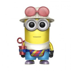 Figuren Pop Despicable Me 3 Minions Tourist Jerry Mettalic Limitierte Auflage Funko Figuren Pop! Genf