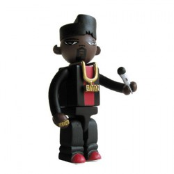 Figur Bitdz Daddy by Oakland's Warning Label Design Strangeco Geneva Store Switzerland