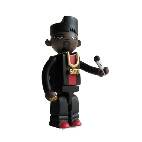 Figur Bitdz Daddy by Oakland's Warning Label Design Strangeco Little Toys Geneva