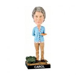 Figurine The Walking Dead Carol Peletier Bobble Head en Résine Boutique Geneve Suisse
