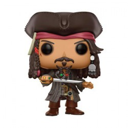 Figurine Pop Pirates of the Caribbean Dead Men tell no Tales Jack Sparrow (Rare) Funko Boutique Geneve Suisse