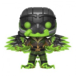 Figur Pop Marvel Spider-Man Vulture Glow in the Dark Limited Edition Funko Geneva Store Switzerland