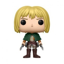 Figurine Pop Animation Attack on Titan Armin Arlelt Edition Limitée Funko Boutique Geneve Suisse