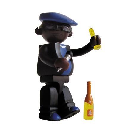 Figurine Bitdz Knot par Oakland's Warning Label Design Strangeco Boutique Geneve Suisse