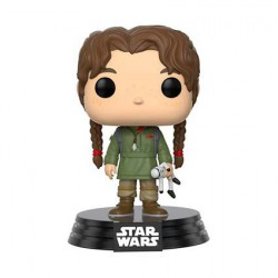 Figurine Pop Star Wars Rogue One Young Jyn Erso Funko Boutique Geneve Suisse
