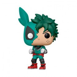 Figurine Pop Anime My Hero Academia Deku Battle Edition Limitée Funko Boutique Geneve Suisse