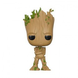 Figurine Pop Guardians of the Galaxy 2 Teenage Groot Edition Limitée Funko Figurines Pop! Geneve