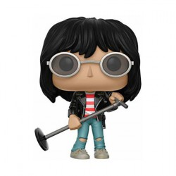 Figurine Pop Rocks Joey Ramone Funko Boutique Geneve Suisse