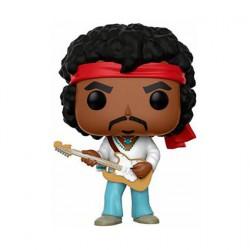 Figurine Pop Jimi Hendrix Woodstock (Rare) Funko Boutique Geneve Suisse