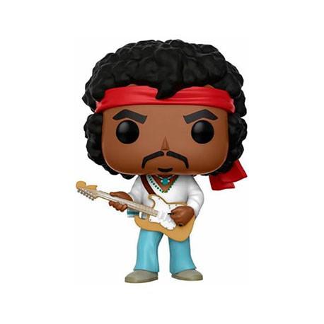 Figur Pop Jimi Hendrix Woodstock (Rare) Funko Geneva Store Switzerland