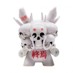 Figurine Dunny Arcane Divination Death White par Tokyo Jesus Kidrobot Designer Toys Geneve