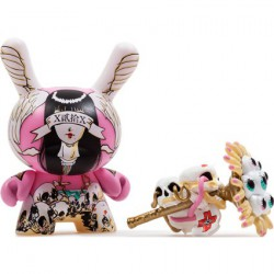 Figur Judgement Arcane Divination Dunny by Tokyo Jesus Kidrobot Geneva Store Switzerland