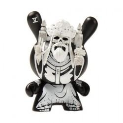 Figurine Dunny Arcane Divination Hierophant par Jon Paul Kaiser Kidrobot Boutique Geneve Suisse