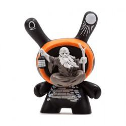Figurine Dunny Arcane Divination The Fool par Jon Paul Kaiser Kidrobot Boutique Geneve Suisse