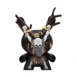 Figur The Hanged Man Arcane Divination Dunny by Jon Paul Kaiser Kidrobot Geneva Store Switzerland