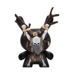 Figurine Dunny Arcane Divination The Hanged Man par Jon Paul Kaiser Kidrobot Boutique Geneve Suisse