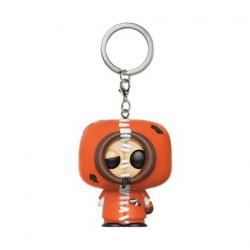 Figuren Pop Pocket Schlüsselanhänger South Park Zombie Kenny Funko Genf Shop Schweiz