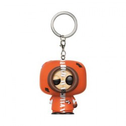 Figurine Pop Pocket Porte-clés South Park Zombie Kenny Funko Figurines Pop! Geneve