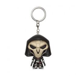 Figurine Pop Pocket Porte-clés Overwatch Reaper Funko Figurines Pop! Geneve