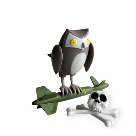 Figuren Mini IWG Irra von RocketWorld Strangeco Genf Shop Schweiz