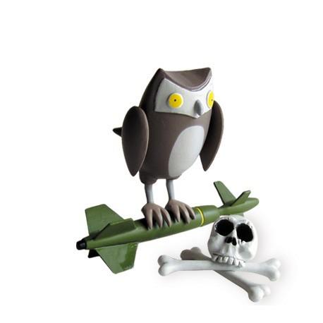 Figurine Mini IWG Irra par RocketWorld Strangeco Boutique Geneve Suisse