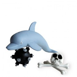 Figurine Mini IWG Desmond par RocketWorld Strangeco Petites figurines Geneve
