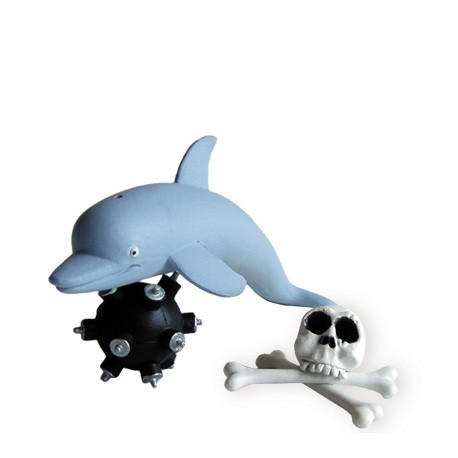 Figurine Mini IWG Desmond par RocketWorld Strangeco Boutique Geneve Suisse