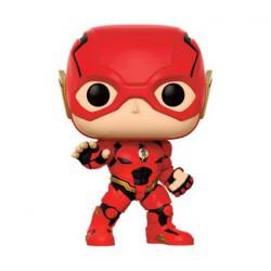 Figuren Pop Dc Justice League Movie The Flash Funko Vorbestellung Genf