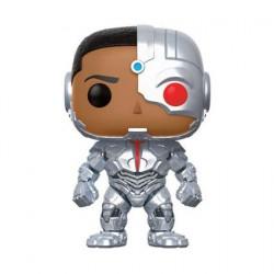 Figurine Pop Dc Justice League Movie Cyborg Funko Boutique Geneve Suisse