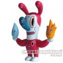 Fire Water Bunny All Seeing von Gary Baseman