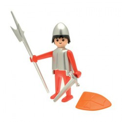 Figurine Playmobil Nostalgia Chevalier 25 cm Plastoy Boutique Geneve Suisse