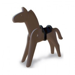 Figurine Playmobil Nostalgia Cheval 25 cm Funko Boutique Geneve Suisse