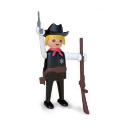Figurine Playmobil Nostalgia Sheriff 25 cm Plastoy Boutique Geneve Suisse