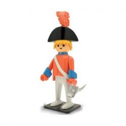 Figurine Playmobil Nostalgia Officier 25 cm Plastoy Boutique Geneve Suisse