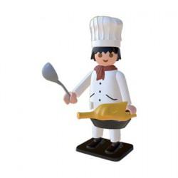 Figur Playmobil Nostalgia Cook 25 cm Plastoy Geneva Store Switzerland
