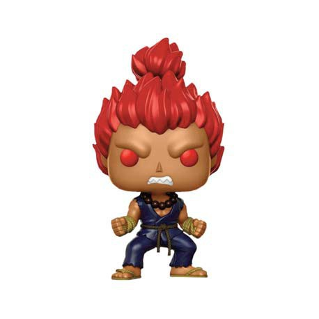 Figurine Pop Jeux Vidéo Street Fighter Akuma Edition Limitée Funko Boutique Geneve Suisse