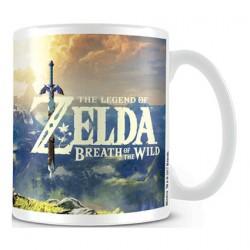 Figur The Legend of Zelda Breath of Wild Sunset Mug Hole in the Wall Geneva Store Switzerland