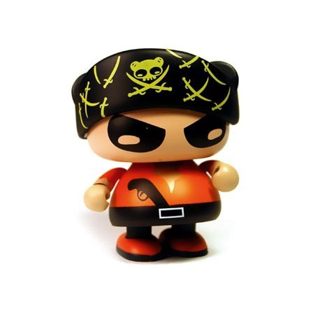 Figurine S.A.M The Pirate 7 par Red Magic Red Magic Boutique Geneve Suisse