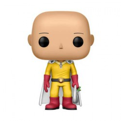 Figur Pop Anime One-Punch Man Saitama (Rare) Funko Geneva Store Switzerland