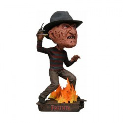 Figurine Nightmare on Elm Street Freddy Krueger Head Knocker Funko Boutique Geneve Suisse