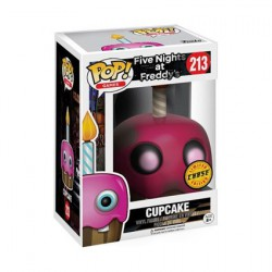 Figurine Pop Games Five Nights at Freddy's Nightmare Cupcake Chase Funko Boutique Geneve Suisse