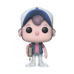 Figurine Pop Disney Gravity Falls Dipper Pines Glow Chase Édition Limitée Funko Boutique Geneve Suisse