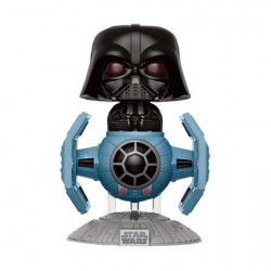 Figurine Pop Star Wars Darth Vader avec Tie Fighter Edition Limitée Funko Boutique Geneve Suisse