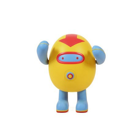 Figur Acid Sweeties Egg Patrol (No box) by DOMA Kidrobot Little Toys Geneva