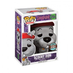 Figurine Pop Cartoons Scooby Dum Edition Limitée Funko Boutique Geneve Suisse