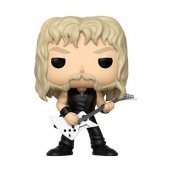 Figurine Pop Music Metallica James Hetfield (Rare) Funko Boutique Geneve Suisse